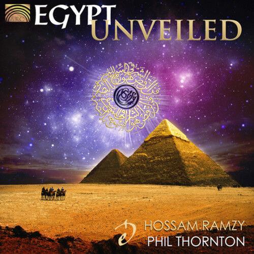 Hossam Ramzy - Egypt Unveiled (Spezial Edition ) NEU !