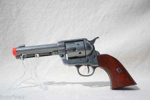 Denix M1873 Colt 45 Peacemaker Fast Draw Non-firing Replica 50004