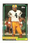 Brett Favre Ungraded Football Trading Cards Season 1992