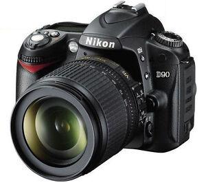 Nikon D Series D90 Vs. Nikon D Series D300S