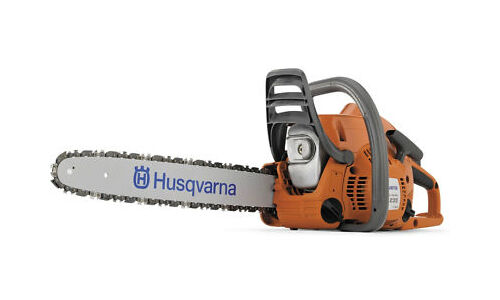 Husqvarna vs. Stihl Chainsaws