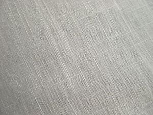 Tissu 100 pur lin lav gris beige gr ge en 145 cm de large prix au metre - Tissu lin lave au metre ...