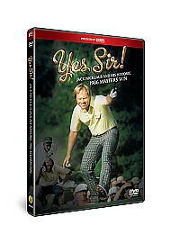 Yes Sir  Jack Nicklaus and his Historic 1986 Masters Win  Golf DVD  VGC - West Lulworth, Dorset, United Kingdom - Yes Sir  Jack Nicklaus and his Historic 1986 Masters Win  Golf DVD  VGC - West Lulworth, Dorset, United Kingdom