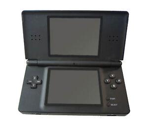 Nintendo ds lite launch edition onyx black handheld system ebay - List of nintendo ds consoles ...