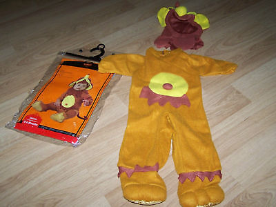 Infant Size 0-6 Months Monkey Halloween Costume