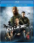 G.I. Joe: Retaliation (Blu-ray/DVD, 2013, 2-Disc Set, Includes Digital Copy; UltraViolet)