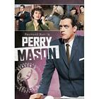 Perry Mason - The Complete Third Season - Volume One (DVD, 2008, Multi-disc Set)