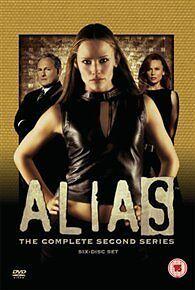 Alias : Season 2 DVD, 6-Disc Set Brand New & Sealed