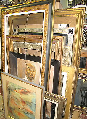 AG's ANTIQUE FRAMES and more
