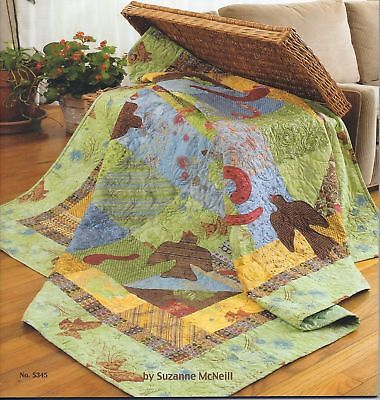 Big Blocks Quick Quilts Quilt Book By Suzanne Mcneill