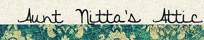 Aunt Nitta's Attic