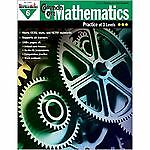 Common Core Mathematics Practice Grade 6, Newmark Learning, 161269201X
