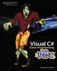 NEW Visual C# Game Programming for Teens by Jonathan S. Harbour