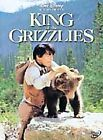 King of the Grizzlies (DVD, 2002)