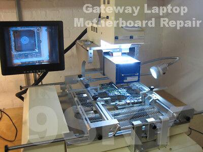 Gateway Laptop Repair MX7118, MX7515h, MX8734, MX8738  (Gateway Mx8734)