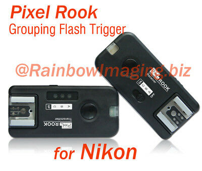 PIXEL Rook F508 Grouping Wireless Flash Trigger For Nikon...