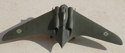 Giant 1/8 Scale German WW-II Horton Ho-229 / Go-229 Plans, Templates
