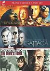 The Fifth Element/Gattaca 2-Pack (DVD, 2011, 2-Disc Set, Canadian; French]/The Devil's Tomb; French)