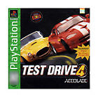 Test Drive Video Games
