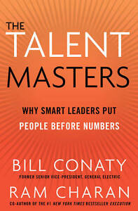 NEW-The-Talent-Masters-by-Ram-Charan-Paperback-Book-English-Free-Shipping