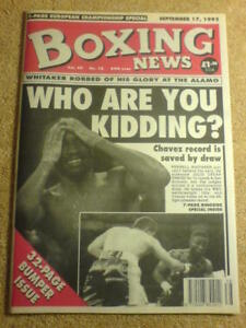 BOXING-NEWS-17-Sept-1993-CHAVEZ