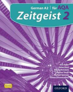 Zeitgeist: 2: Fur AQA Student Book: German A2-ExLibrary