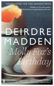 Molly Fox's Birthday BRAND NEW BOOK by Deirdre Madden (Paperback, 2013)