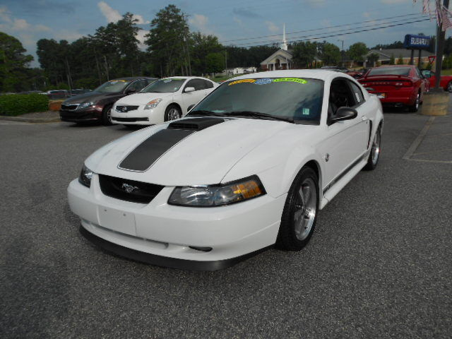 04 mustang mach 1 premium white 5 speed manual leather upholstery v8 used ford mustang. Black Bedroom Furniture Sets. Home Design Ideas