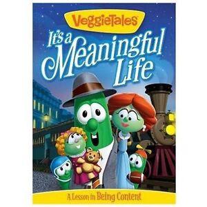 Veggie Tales It 39 S A Meaningful Life New Dvd 883476028347 Ebay