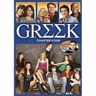 Greek: Chapter Four (DVD, 2010, 3-Disc Set)