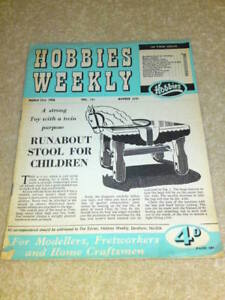HOBBIES-WEEKLY-HORSE-STOOL-Mar-21-1956-Vol-121-3151