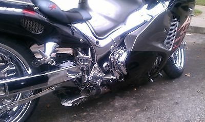 2008 Suzuki Hayabusa Moto Gp With Single Side Exhaust