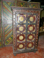 Antique Armoires Furniture India Teak Wood Cabinets