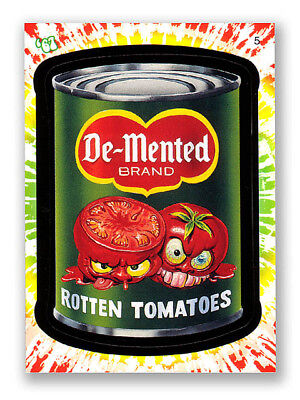 De Mented Rotten Tomatoes  Wacky  Refrigerator Magnet
