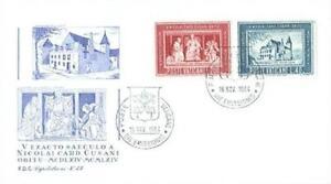 Vatican 1964 Mi FDC 462-63 Cardinal Cusani - Dabrowa, Polska - Vatican 1964 Mi FDC 462-63 Cardinal Cusani - Dabrowa, Polska