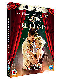 Water For Elephants (Blu-ray, 2011)**NEW AND SEALED* *