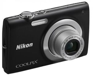 Nikon Coolpix S2500 12.0 MP Digital Came...
