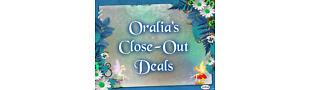 Oralia's Close-Out Deals
