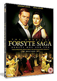 THE FORSYTE SAGA   COMPLETE SERIES 1 AND 2  DAMIAN LEWIS  BOXED SET  SEALED - CARDIFF, Cardiff, United Kingdom - THE FORSYTE SAGA   COMPLETE SERIES 1 AND 2  DAMIAN LEWIS  BOXED SET  SEALED - CARDIFF, Cardiff, United Kingdom