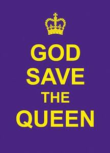 God Save the Queen, New, . Book