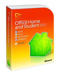 Microsoft Office Home & Student 2010 - Windows - 3 User3 Pcs - Vollversion