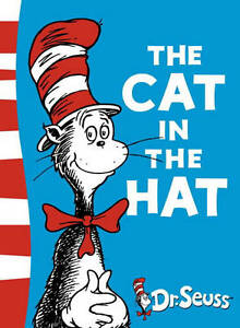 The Cat in the Hat (Dr Seuss Green Back Books) - Dr. Seuss - Good - 0007158440