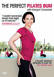The Perfect Pilates Bum With Margot Campbell (DVD, 2011) BRAND NEW & SEALED