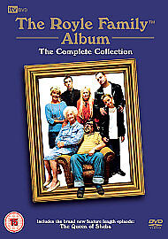 The-Royle-Family-Album-The-Complete-Collection-DVD-2006-NEW