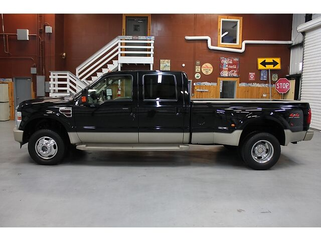 quad captain 2008 ford f350 4x4 diesel king ranch dually powerstroke used ford f 350 for. Black Bedroom Furniture Sets. Home Design Ideas