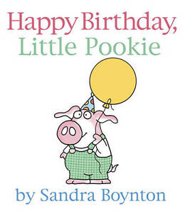 Happy Birthday, Little Pookie (Pookie Books)-ExLibrary