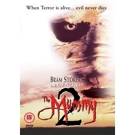 BRAM STOKERS LEGEND OF THE MUMMY - <span itemprop='availableAtOrFrom'>BRISTOL, United Kingdom</span> - BRAM STOKERS LEGEND OF THE MUMMY - BRISTOL, United Kingdom