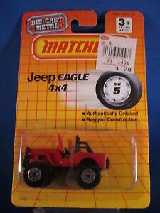 Matchbox-Jeep-Eagle-4X4