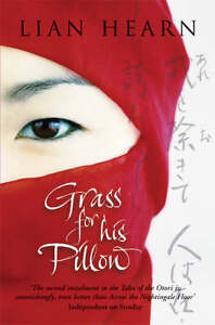 Grass-for-His-Pillow-by-Lian-Hearn-Signed-First-Edition