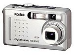 Konica Digital Revio KD-220Z 2.0 MP Digital Camera